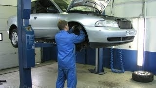 Subaru Legacy 2006 тест драйв